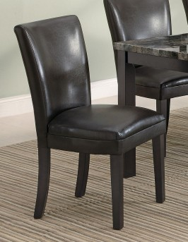 Coaster Carter Brown Side Chair Available Online in Dallas Fort Worth Texas