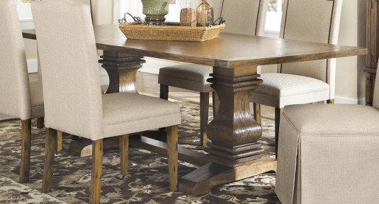 Coaster Parkins Dining Table Available Online in Dallas Fort Worth Texas