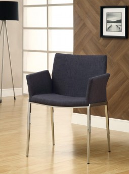 Coaster Saint Charles Charcoal Dining Chair Available Online in Dallas Fort Worth Texas