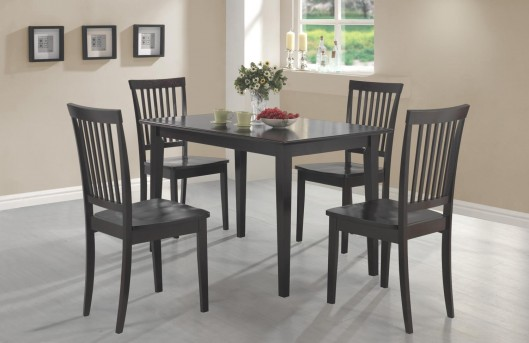 Coaster Oakdale 5pc Dining Room Set Available Online in Dallas Fort Worth Texas