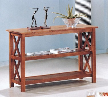 Coaster Briarcliff Brown Sofa Table Available Online in Dallas Fort Worth Texas