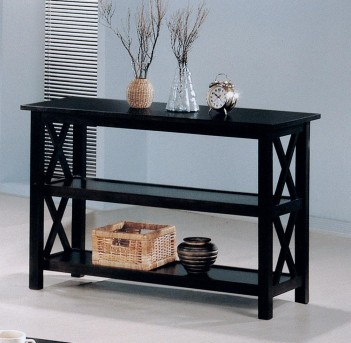 Coaster Briarcliff Merlot Sofa Table Available Online in Dallas Fort Worth Texas