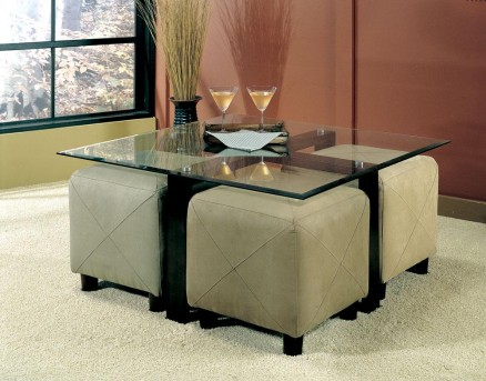 Coaster Cermak Black Square Coffee Table Available Online in Dallas Fort Worth Texas