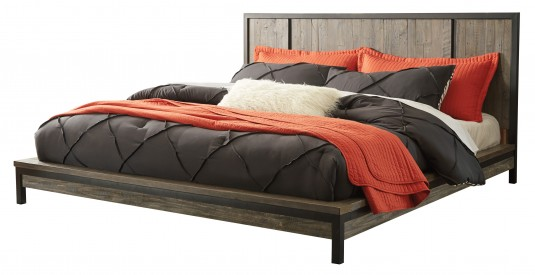 Ashley Cazentine King Platform Bed Available Online in Dallas Fort Worth Texas