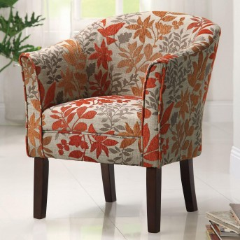 Coaster Elliott Multi Color Accent Chair Available Online in Dallas Fort Worth Texas