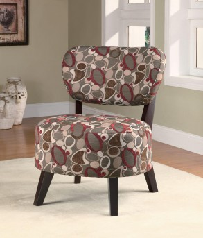 Coaster Bachman Oval Accent Chair Available Online in Dallas Fort Worth Texas