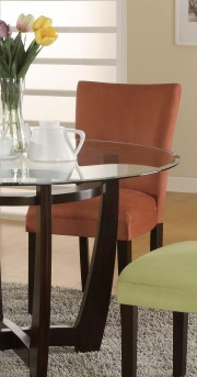 Coaster Bloomfield Terracotta Side Chair Available Online in Dallas Fort Worth Texas