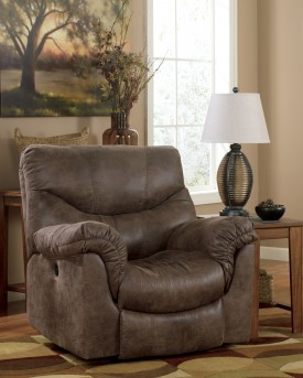 Ashley Alzena Rocker Recliner Available Online in Dallas Fort Worth Texas
