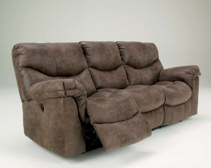 Alzena Power Reclining Sofa Available Online in Dallas Fort Worth Texas