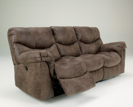 Ashley Alzena Reclining Sofa Available Online in Dallas Fort Worth Texas