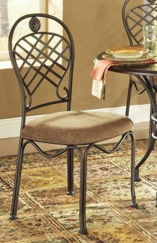 SteveSilver Wimberly Welded Side Chair Available Online in Dallas Fort Worth Texas