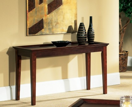SteveSilver Clemens Sofa Table Available Online in Dallas Fort Worth Texas