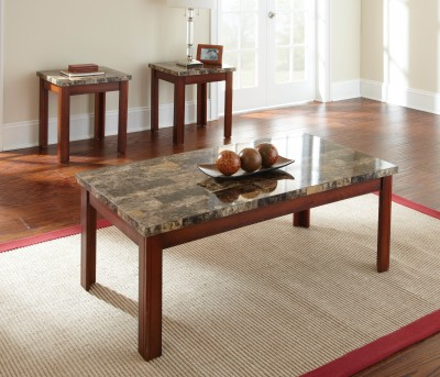 SteveSilver Montibello 3pc Coffee Table Set Available Online in Dallas Fort Worth Texas