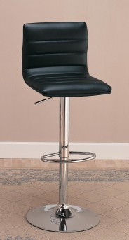 Coaster Lydia Black Barstool Available Online in Dallas Fort Worth Texas