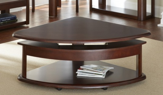 SteveSilver Lidya Lift-Top Casters Cocktail Table Available Online in Dallas Fort Worth Texas