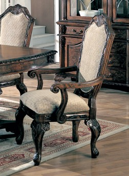 Coaster Saint Charles Arm Chair Available Online in Dallas Fort Worth Texas