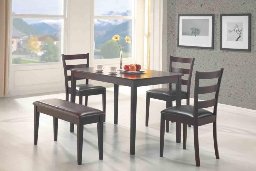 Taraval 5pc Dining Room Set Available Online in Dallas Fort Worth Texas