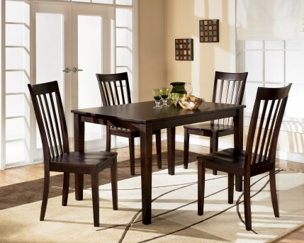 Ashley Hyland 5pc Dining Room Set Available Online in Dallas Fort Worth Texas