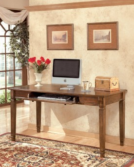 Hamlyn Home Office Large Leg Desk Available Online in Dallas Fort Worth Texas