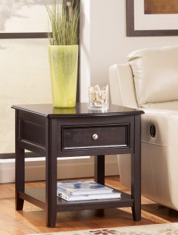 Ashley Carlyle End Table Available Online in Dallas Fort Worth Texas