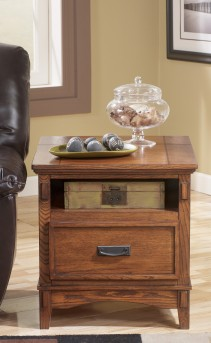 Ashley Cross Island End Table Available Online in Dallas Fort Worth Texas