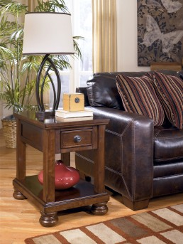 Ashley Porter Chair Side Table Available Online in Dallas Fort Worth Texas