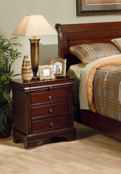 Coaster Chesterville Night Stand Available Online in Dallas Fort Worth Texas