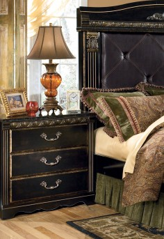 Ashley Coal Creek Night Stand Available Online in Dallas Fort Worth Texas
