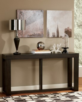 Ashley Watson Sofa Table Available Online in Dallas Fort Worth Texas