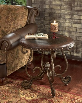 Ashley Rafferty End Table Available Online in Dallas Fort Worth Texas