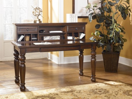 Porter Office Large Leg Desk Available Online in Dallas Fort Worth Texas