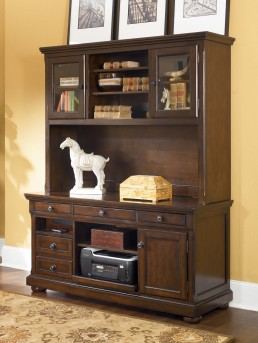 Porter Tall Desk Hutch Available Online in Dallas Fort Worth Texas