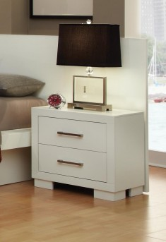 Jessica White Night Stand Available Online in Dallas Fort Worth Texas