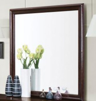Coaster Louis Philippe Brown Mirror Available Online in Dallas Fort Worth Texas