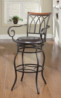 Coaster Dia Black Barstool Available Online in Dallas Fort Worth Texas