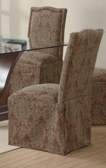 Slauson Brown Parsons Chair Available Online in Dallas Texas