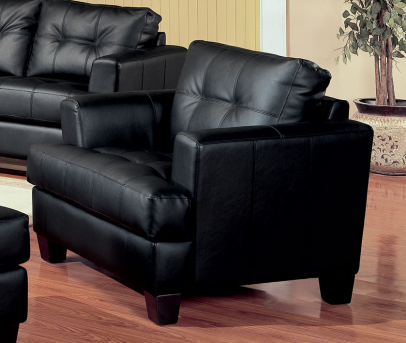 Coaster Samuel Black Chair Available Online in Dallas Fort Worth Texas