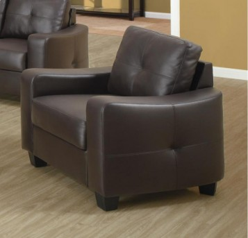 Coaster Jasmine Brown Chair Available Online in Dallas Fort Worth Texas