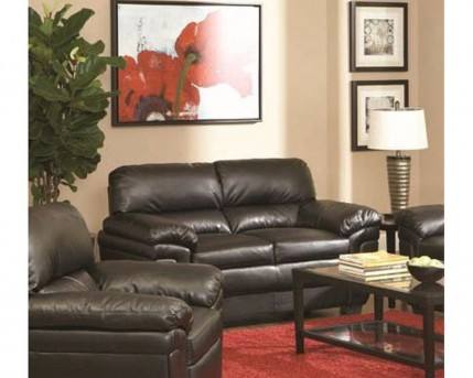 Coaster Fenmore Loveseat Available Online in Dallas Fort Worth Texas
