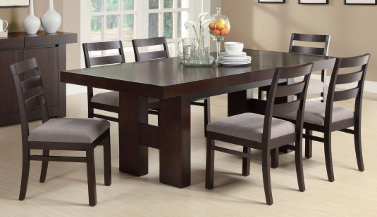 Coaster Dabny 6pc Dining Room Set Available Online in Dallas Fort Worth Texas