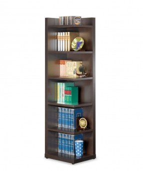 Coaster Open Side Corner Bookcase Available Online in Dallas Fort Worth Texas