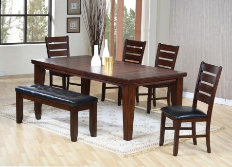 Coaster Imperial 6pc Dining Room Set Available Online in Dallas Fort Worth Texas