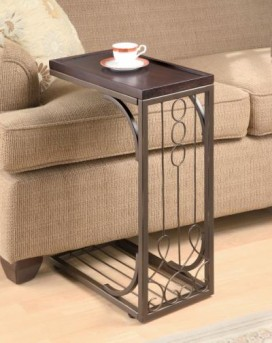 Coaster Burnish Chair Side Table Available Online in Dallas Fort Worth Texas
