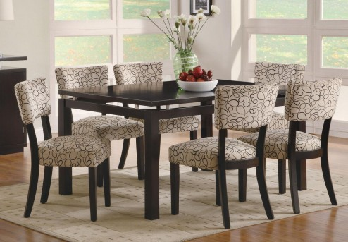 Coaster Libby7PC Dining Room Set Available Online in Dallas Fort Worth Texas