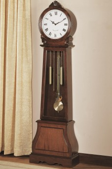Coaster Round Top Grandfather Clock Available Online in Dallas Fort Worth Texas