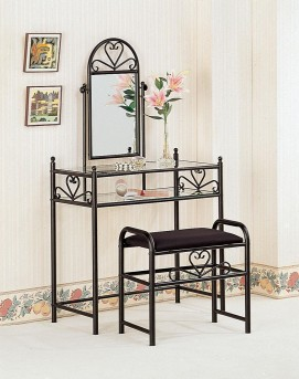 Coaster Natasha Vanity Set Available Online in Dallas Fort Worth Texas