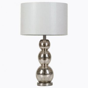 Coaster Satin Golden Lamp With Shade Available Online in Dallas Fort Worth Texas