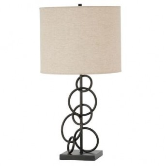 Coaster Linen Bronze Table Lamp Available Online in Dallas Fort Worth Texas