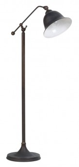 Coaster Boswell Bronze Metal Floor Lamp Available Online in Dallas Fort Worth Texas