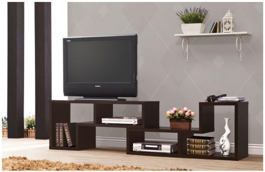 Coaster The Akward TV Console Available Online in Dallas Fort Worth Texas